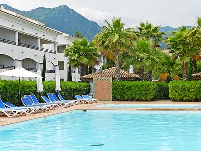 Photo for 2 bedroom Apartment, sleeps 6 in San-Nicolao with Pool