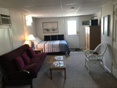 Photo for Studio Apartment Downtown Lake Geneva Sleeps 3