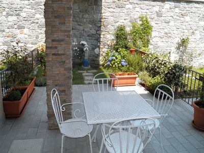 Photo for 1BR Apartment Vacation Rental in Gera Lario