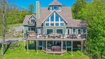 Photo for Amazing Lake Views & Upscale Decor in the Heart of Deep Creek