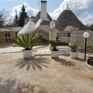 Photo for Trullo 10 minutes from the sea