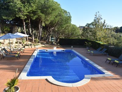 Photo for Renovated, GOLF & MAR, POOL, sea view, wifi, daily cleaning