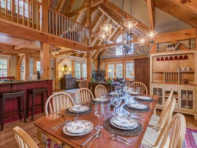 Photo for Stunning, spacious home w/ hot tub-near Breck Connect Gondola