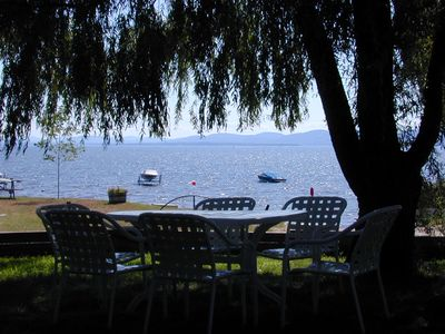 Photo for Charming 3BR Lake Cottage - 15 Minutes from Burlington