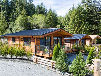 Photo for 1BR Cottage Vacation Rental in Port Renfrew, BC