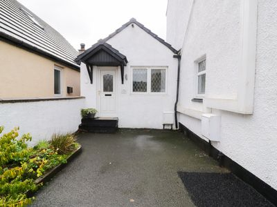 Photo for ANVIL VIEW COTTAGE, with a garden in Gretna Green, Ref 996415