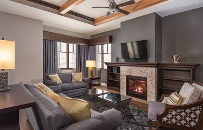 Photo for Ski-In Ski-Out 2-Bedroom Luxury Condo at Park City Canyons