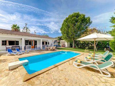Photo for 3 bedroom Villa, sleeps 6 in sa Pobla with Pool, Air Con and WiFi