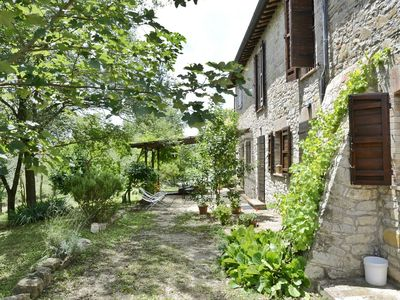Photo for Il Mandorlo, a typical country house with a panoramic swimming pool