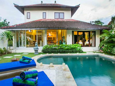 Photo for Bali Seminyak Holiday Rental 3-bedroom sleep 8