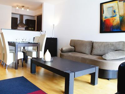 Photo for In the center of Budapest with Internet, Air conditioning, Lift, Parking (389816)