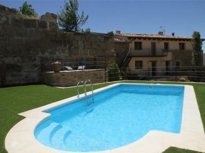 Photo for Rural house (full rental) Cal Finestres for 6 people