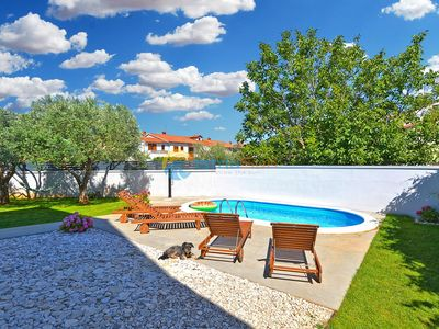 Photo for House 1423/13308 (Istria - Valbandon), Family holiday, 700m from the beach