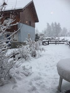 Photo for nice chalet in Serre Chevalier 1400, at the foot of the slopes, 8 people, facing south