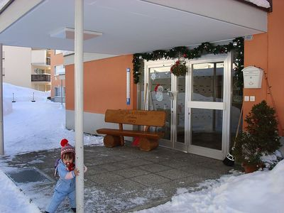 Photo for Apartment in the center of Arosa with Lift, Parking, Internet, Washing machine (52509)