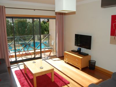Photo for 2 Bed apartment Parque da Corcovada Albufeira Block 39