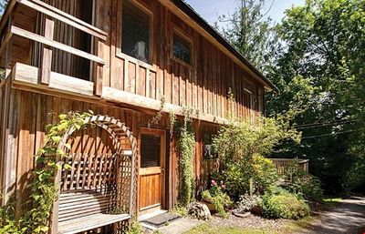Photo for Chalet Near the Sea   Private Deck, BBQ, + In-Suite Laundry Facilities