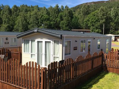 Photo for Aviemore Holiday Chalet