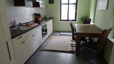 Photo for 1BR Apartment Vacation Rental in Leipzig