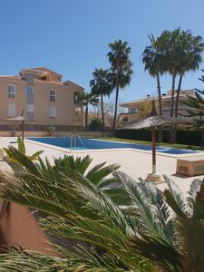 Photo for Xabia Sur 2 bed, 2 bath-300m to seafront-private garden/terrace-UKTV-FREE WIFI