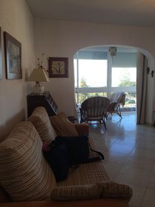 Photo for comfortable apartment on the COSTA DEL SOL - ALMUNECAR