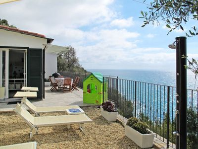Photo for Cervo Holiday Home, Sleeps 6 with Air Con and Free WiFi