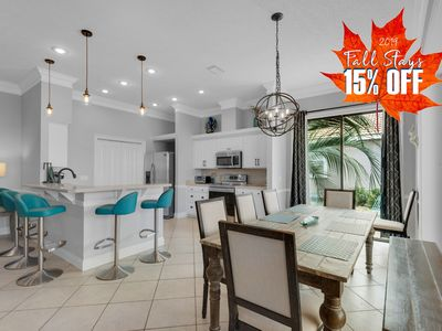 Photo for 15% OFF FALL +FREE Golf Cart! Pool, RENOVATED Home +FREE VIP Perks &Amenities