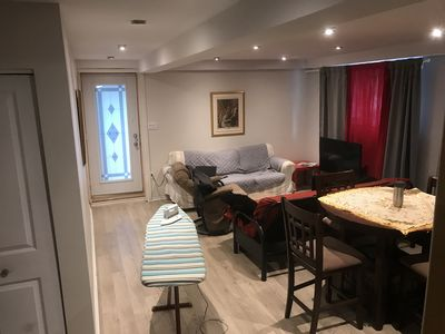 Photo for Central and cozy apartment in Montreal