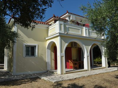 Photo for Lennas Holiday Houses - Two Bedroom Split Level House, suitable for 4 persons