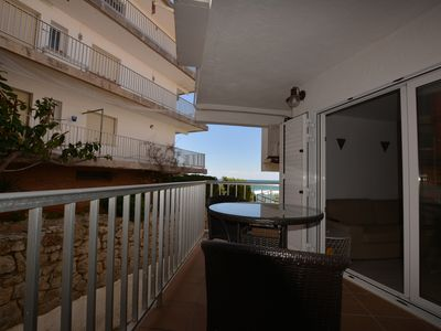 Photo for Beautiful house in Altafulla with sea views and direct access to the beach