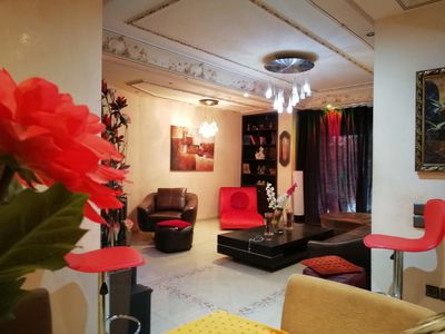 Spacious Apartment In the heart of Casablanca with WIFI
