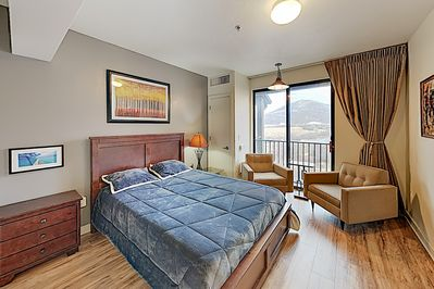 Bedroom - Your TurnKey rental combines the amenities of a boutique hotel with the comforts and privacy of your own home.