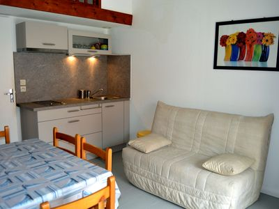 Photo for MAISONETTE CLIMATISEE - WIFI- ENTIRELY RENOVATED - CLOSE TO PORT AND SHOPS