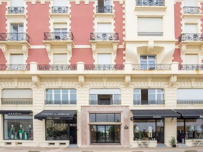 Photo for Apartment Henri IV in Biarritz - 6 persons, 2 bedrooms