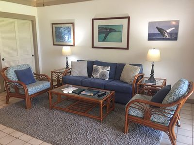 Photo for Ideally located  in center of Kiahuna Plantation 1bd ground floor condo #151