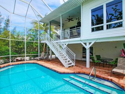 Photo for Secret Harbor - PRIVATE POOL HOME ON SANIBEL THAT`S DOG FRIENDLY AND THE PERFECT MONTHLY RENTAL!