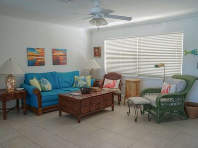 Photo for Ashley's Retreat- Beautiful 2BR 1.5 bath with heated screened in pool