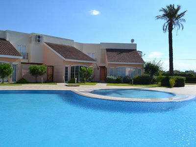 Photo for Antalya belek private villa private pool 3 bedrooms near land of legends
