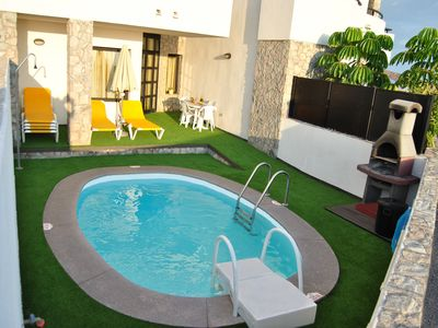 Photo for 3BR House Vacation Rental in Mogán, Canarias