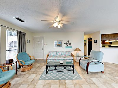 FB04: Bottom Floor Condo, View of Canal From Back Door, Shared Pool