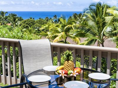 Photo for *Rates Reduced* 1 BR condo, on the edge of Keauhou! (Keauhou Resort 113)