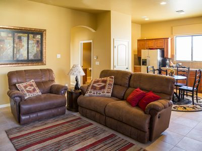 Photo for Tranquil Casita with Catalina Mountain Views!