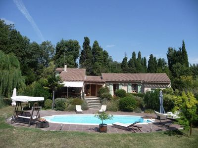 Photo for CHARMING VILLA WITH SWIMMING POOL 'A SMALL CORNER OF PARADISE'
