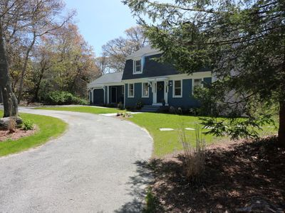 Photo for Beautifully Renovated Home Near Bike Trail with Private Access to Long Pond