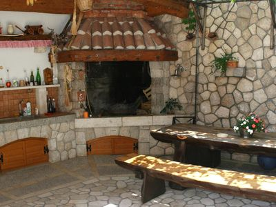 Photo for Two bedroom apartment with terrace Crikvenica
