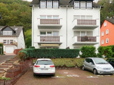 Photo for Apartment Rheintal (SGH100) in Sankt Goarshausen - 2 persons, 1 bedrooms