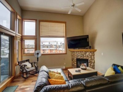 Photo for Downtown Canmore Modern Mountain Loft