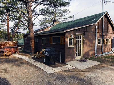 Photo for Low risk cancel policy - Cabin for Family with Hot Tub