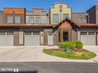 Photo for Newly Decorated Mountain Modern Townhome in Big Sky`s Town Center!!