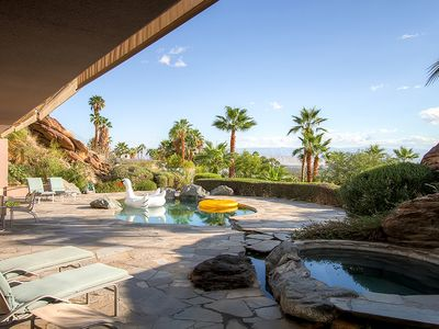 Photo for One-of-a-Kind Palm Springs House w/Private Pool!